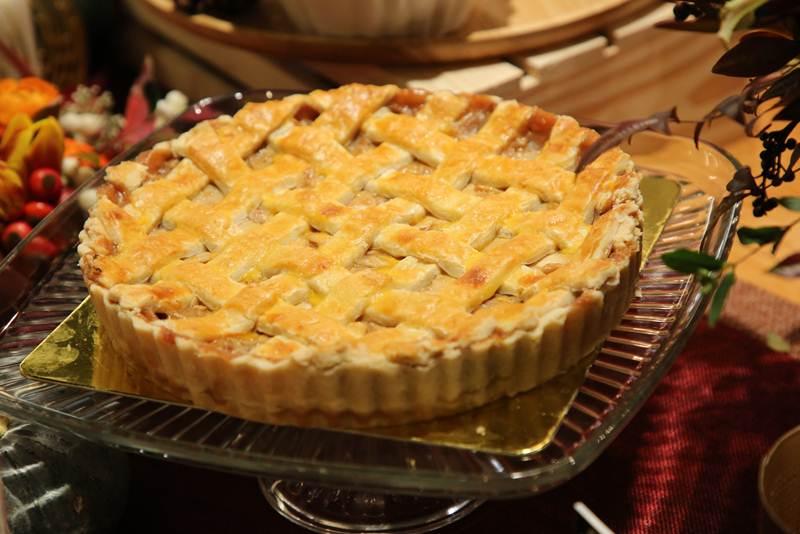 เมนู Apple Pie with Washington Granny Smith Apple