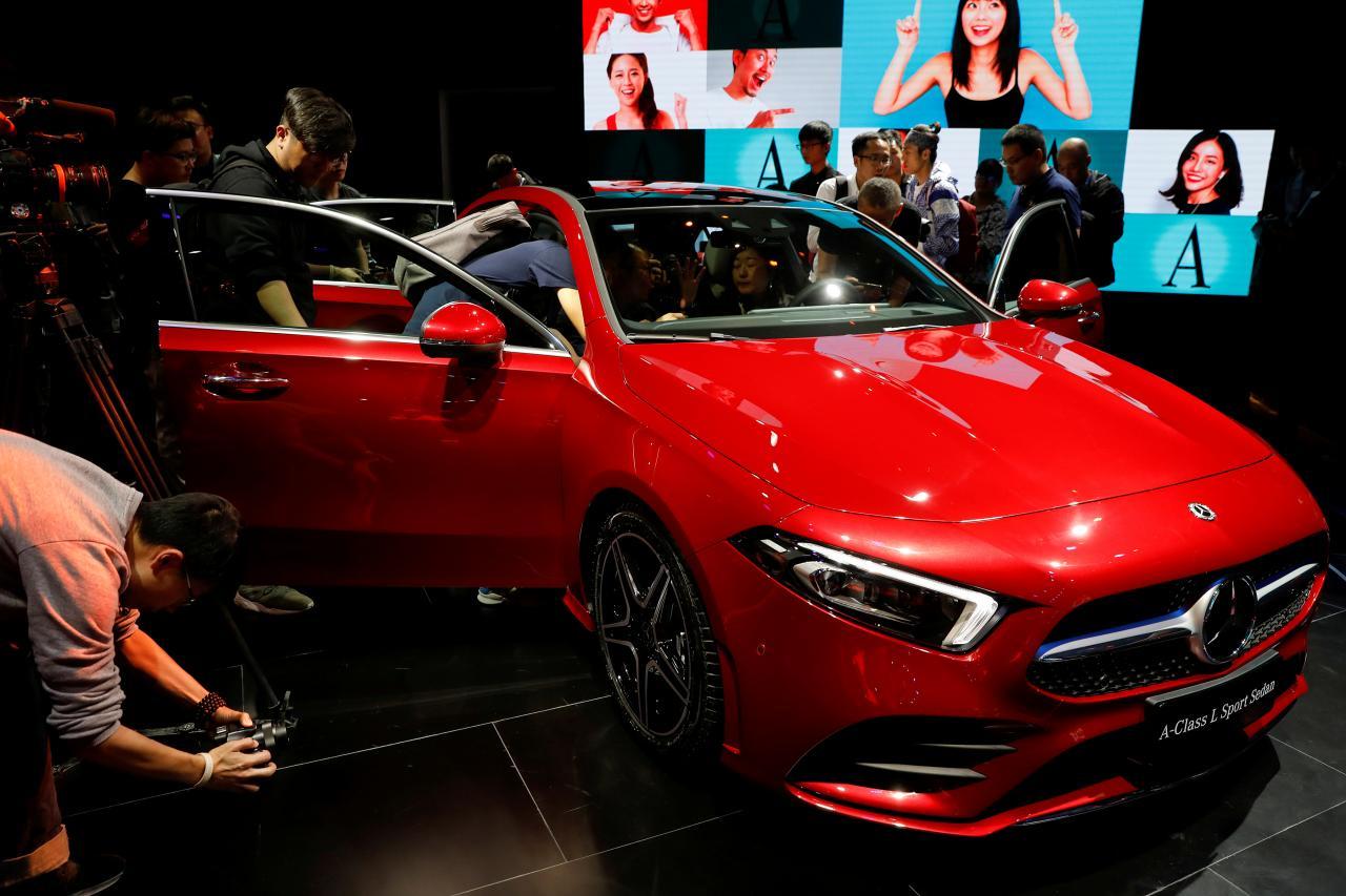 """ค่ายรถหรู """"เดมเลอร์"""" จะเริ่มผลิตรถยนต์ไฟฟ้าที่จีนในปี 2019"""