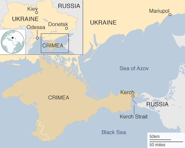 ส่อบานปลาย! ผู้นำยูเครนเรียกร้อง 'นาโต' ส่งกองเรือเข้าทะเลอาซอฟเพื่อป้องปรามรัสเซีย