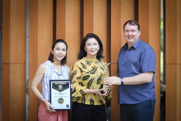 """โรงแรมในเครืออักษราคอลเลคชั่น คว้ารางวัลโรงแรมอันดับต้นๆของเอเชีย """"Now Travel Asia Awards 2018-2019"""""""