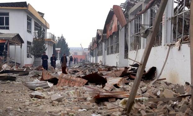ตอลิบานโจมตีบริษัทอังกฤษในคาบูล มีคนตาย 10 ราย