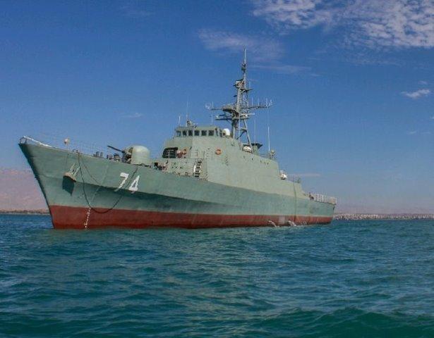 """กองทัพเรืออิหร่านเปิดตัว """"เรือรบสเตลธ์"""" ผลิตเองในประเทศ"""