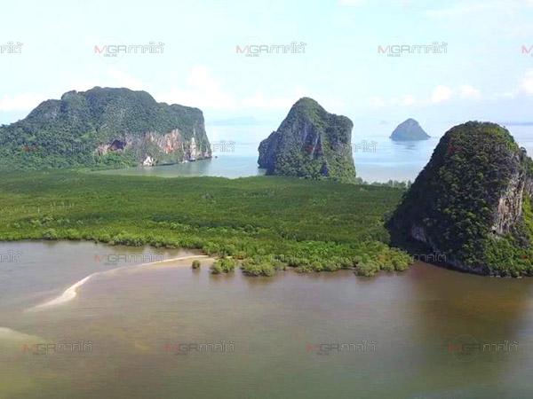 NGO ตรังหนุนเจ้าไหม-ลิบงเป็นพื้นที่อุทยานมรดกอาเซียน