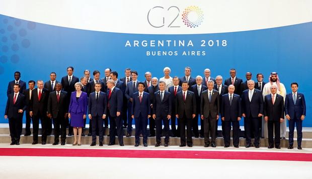 โลกกับการประชุม G-20