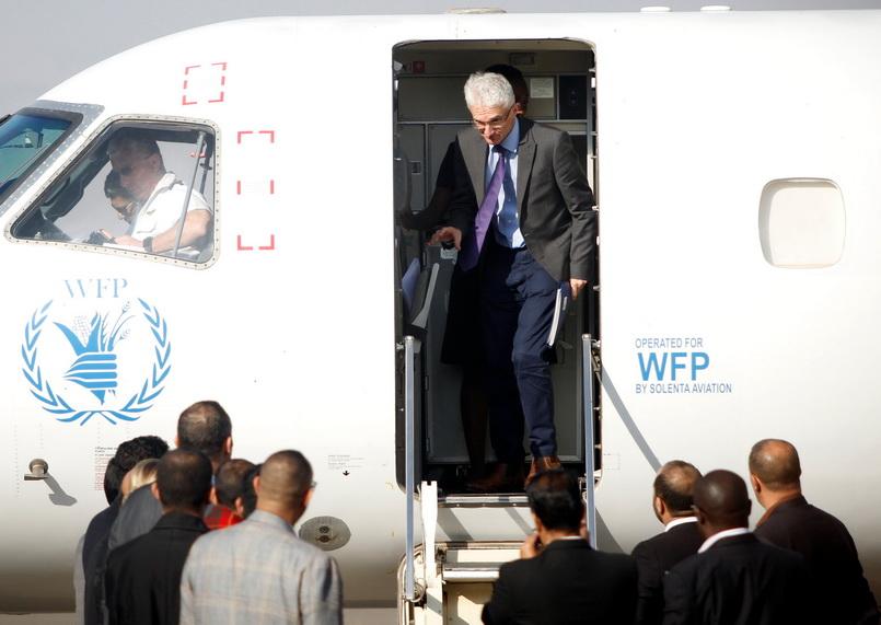 พันธมิตรซาอุฯ เปิดทาง UN ส่งเครื่องบินอพยพ 'กบฏฮูตี' ที่บาดเจ็บออกจากเยเมน