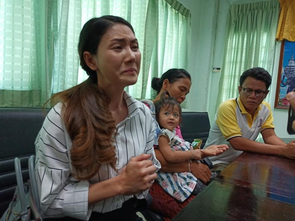 ลูกป่วยหนักที่เกาหลี แม่ร้องยุติธรรมจังหวัดช่วยนำกลับมารักษาเมืองไทย