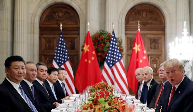 สหรัฐฯ เรียกร้อง 'จีน' แก้ไขข้อพิพาทการค้าอย่างเป็นรูปธรรมภายใน 90 วัน