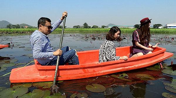 ผู้ว่าฯ ราชบุรีชวนเที่ยวงานกินข้าวใหม่เคล้าปลามัน ฟิน แอนด์ ฟัน @ ราชบุรี
