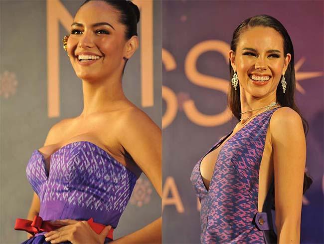 สวยกระหึ่มโลก 19 ดีไซน์เนอร์ไทย รวมพลังออกแบบชุดราตรีผ้าไหมให้ผู้เข้าประกวดมิสยูนิเวิร์ส