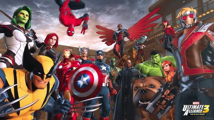 """นินเทนโดคว้าฮีโร่ """"Marvel Ultimate Alliance 3"""" ลงสวิตช์เอ็กส์คลูซีฟ"""