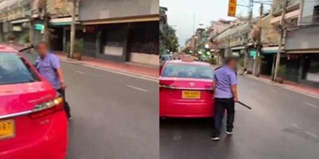 ฟังความอีกด้าน! เปิดใจแท็กซี่ไล่พิธีกรดังลงรถ ฉุนเโดนปลี่ยนเส้นทางกะทันหันโอด! พูดไปใครก็มองว่าตนผิด
