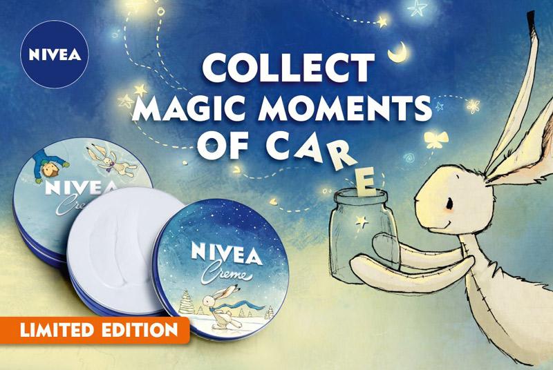 ฝา NIVEA Tales 4 ลาย Limited Edition