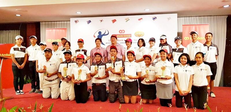 เด็กไทยคว้า 1 แชมป์ 8 รองแชมป์ที่มาเลเซีย