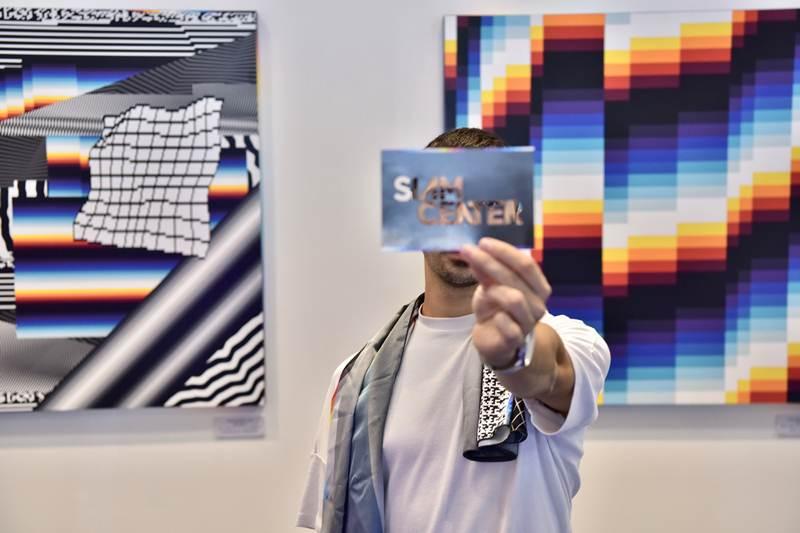 """ศิลปินระดับโลก """"Felipe Pantone"""" เนรมิตสุดยอดประติมากรรมศิลปะดิจิตอล ครั้งแรกในโลก!!"""