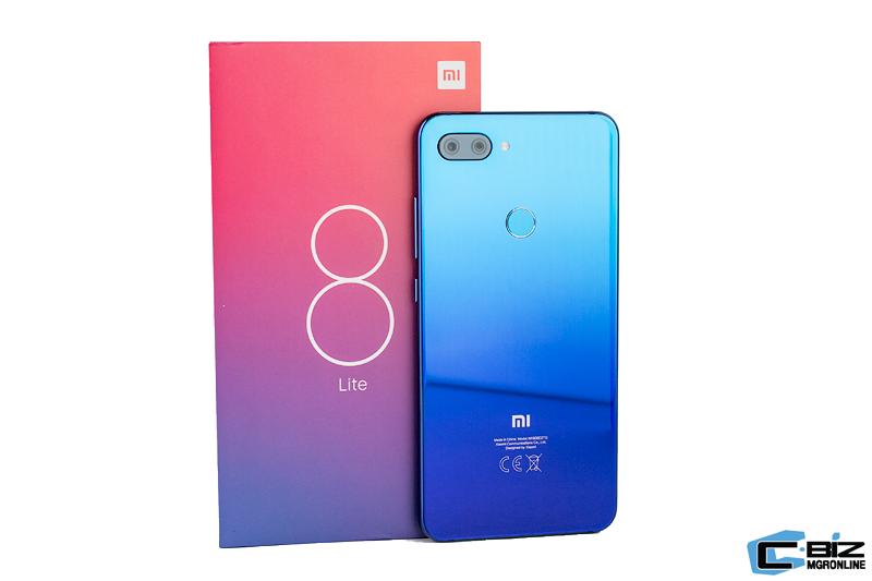 Review : Xiaomi Mi 8 Lite จอใหญ่ สเปกดี กล้อง AI ในราคาต่ำหมื่น