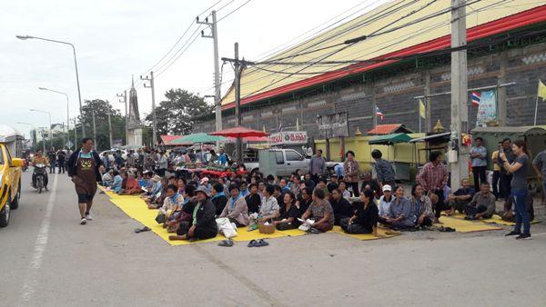 นอภ.ขู่รวบแกนนำ-จับผู้ชุมนุม หลังชาวหนองบัวฮือประท้วงโรงไฟฟ้าขยะซ้ำ
