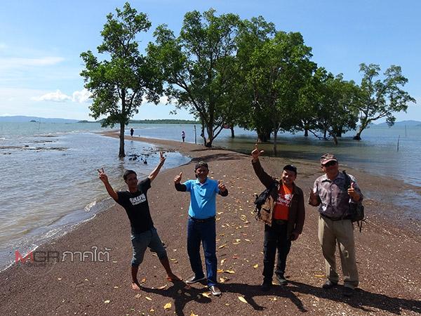 """เปิดเมืองไทยให้โลกรู้ชม """"หาดสันหลังมังกรแดง 500 ล้านปี"""" หนึ่งเดียวในประเทศที่สตูล"""