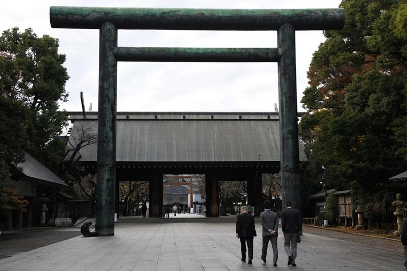 ตำรวจญี่ปุ่นรวบชายชาวจีนจุดไฟป่วน 'ศาลเจ้ายาสุกุนิ' ประท้วงสังหารหมู่นานกิง