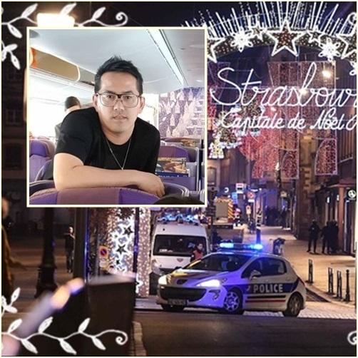 สถานทูตไทยในปารีสฯแจ้งเตือนพลเมือง หลังคนไทยตายในเหตุโจมตีตลาดคริสต์มาส
