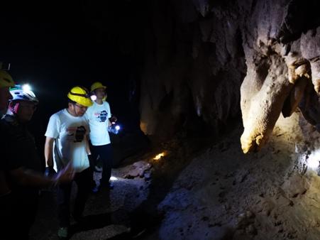 """กรมอุทยานฯจ่อลุยสำรวจถ้ำหลวงแล้งนี้ เล็งเปิด""""ถ้ำทรายทอง""""อีกจุด-รับคนเที่ยวทะลัก"""