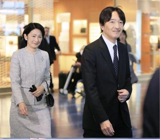 เจ้าชายอากิชิโนะแห่งญี่ปุ่นเสด็จฯ เยือนประเทศไทย