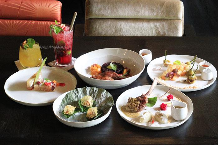 อาหารไทยหลากหลายชวนลิ้มลอง
