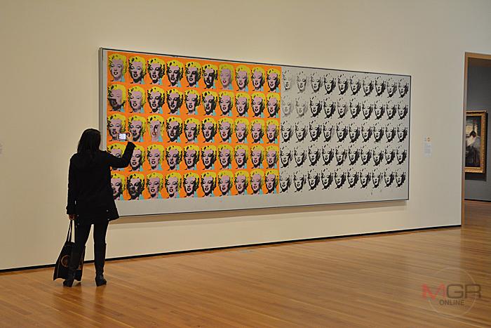 Marilyn x 100, 1962 โดย Andy Warhol