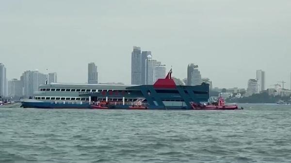 เจ้าท่าพัทยา ยันเรือโดยสารภัตตราคารบริการกลางอ่าวพัทยา ประกอบกิจการถูกกฎหมาย