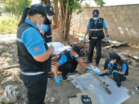 โหดผิดมนุษย์!ตร.ระดมกำลัง-ประสานพม่าล่า 2 คนร้ายทุบหัวฆ่ายกครัว 4 ศพคาไร่ชายแดนแม่สอด