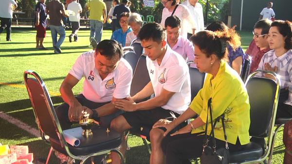 เมสซี่เจ ทุ่มเงิน กว่า 30 ล้านบาท เปิด Talent Sport Club