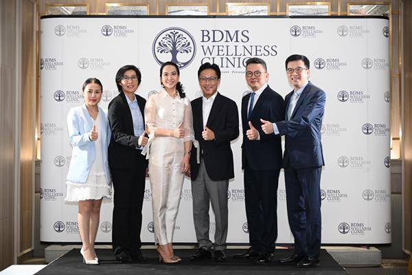 บีดีเอ็มเอส เวลเนส คลินิก ชี้ คนไทยมีลูกน้อยลง-ช้าลง เพิ่มความเสี่ยงต่อทั้งมารดาและทารก