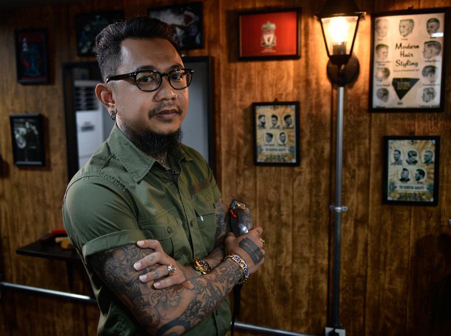 คุยกับ 'เอ ศักดิ์ศิริ' จากช่างผมสู่ผู้จัดงาน Wahl Thailand Barber Battle