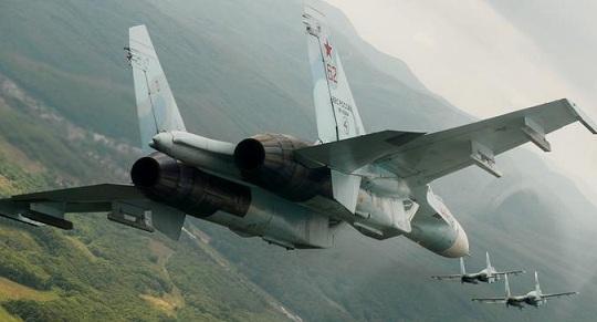 """ระอุ!! รัสเซียส่งฝูงเครื่องบินรบร่วม 10 ลำไปประจำแหลมไครเมียแบบถาวร – ลาอฟรอฟชี้ """"เคียฟ"""" กำลังวางแผนใช้กำลังยั่วยุรอบใหม่"""