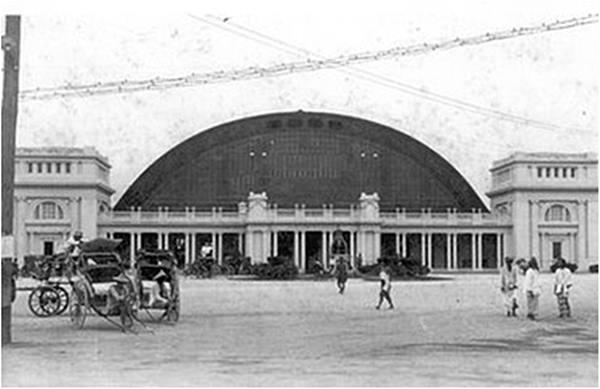 สถานีหัวลำโพงในอดีต