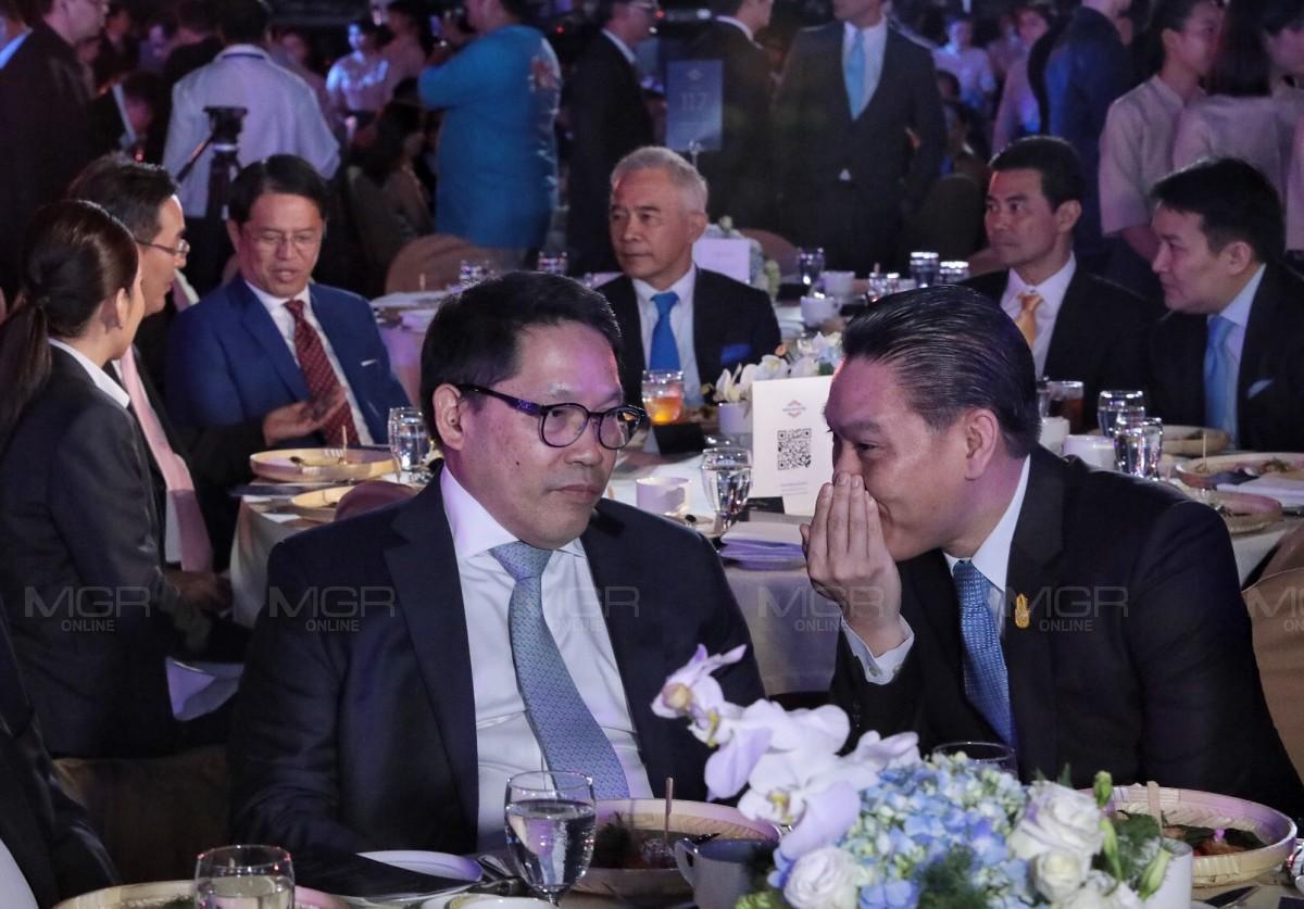 พปชร.ระดมทุนคึกคัก จัดโต๊ะจีนเมนูหรูเสิร์ฟผู้ร่วมงาน 200 โต๊ะๆละ 3 ล้าน