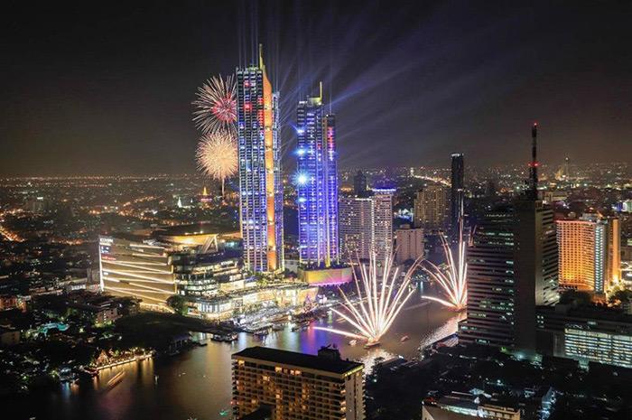 Amazing Thailand Countdown 2019 ณ ไอคอนสยาม