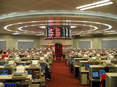 ตลาดหุ้นเอเชียปรับตัวลดลง หลังเฟดประกาศขึ้นดอกเบี้ย