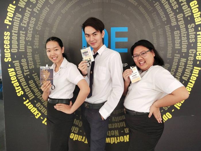 เปิดใจ 3 นศ.ม.หอการค้าไทย หลังม่านความสำเร็จเวทีมิสยูนิเวิร์ส2018