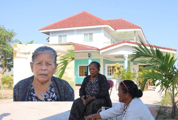 ร่ำไห้วอนช่วย! แม่เฒ่าชัยภูมิวัย 66 ปี ถูกลูกสาวในไส้ฟ้องขับไล่ออกจากที่ดินและบ้าน