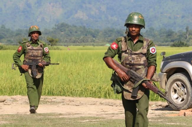 กองทัพพม่าประกาศหยุดยิงกับกลุ่มติดอาวุธคาดเดินหน้าเจรจาสันติภาพ