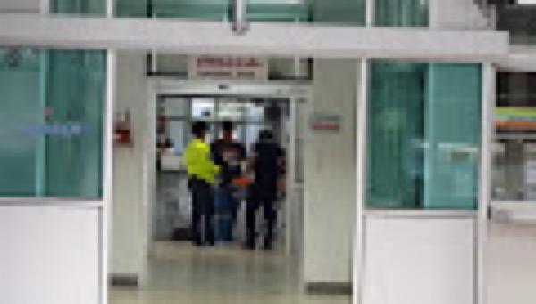 คนไข้เครียดหลังตรวจพบเนื้อร้ายขณะเข้ารักษาลำไส้อักเสบกระโดดตึกโรงพยาบาลดับ