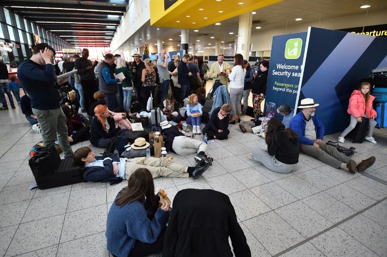 ตร.อังกฤษรวบ 2 ผู้ต้องสงสัยบินโดรนป่วน 'สนามบินแกตวิก' ในลอนดอน