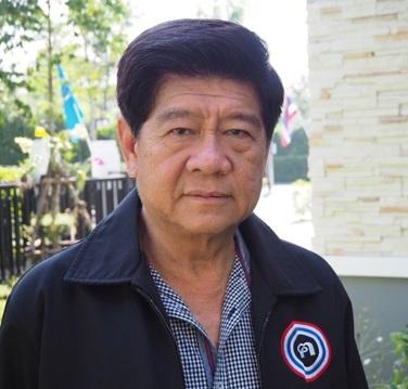 นายอุเทน ชาติภิญโญ อดีตหัวหน้าพรรคคนไทย