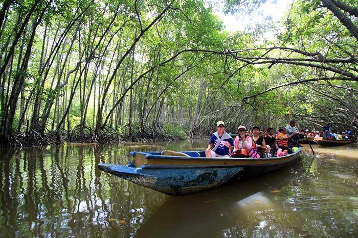 เส้นทางท่องเที่ยวเชิงอนุรักษ์ของชุมชนบางปู