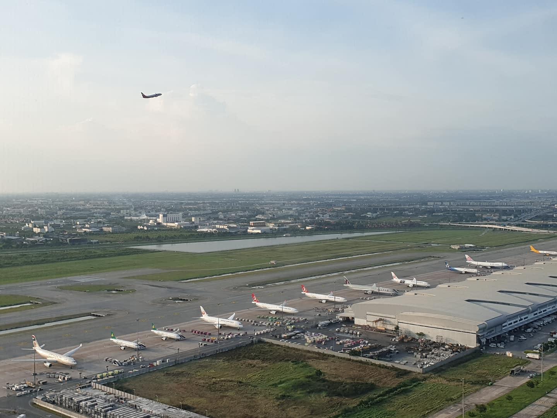 ปีใหม่เที่ยวบินเพิ่ม6% อุตฯการบินพุ่ง บวท.คาดปี 62 ทะลุ1.1 ล้านเที่ยวบินแน่