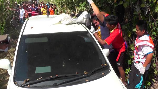 ฆ่าตัวตายพิสดาร! ครูสาวขอนแก่นขังตัวเองในรถจอดตากแดดดับ พบจม.ลาตายห้ามเลียนแบบ