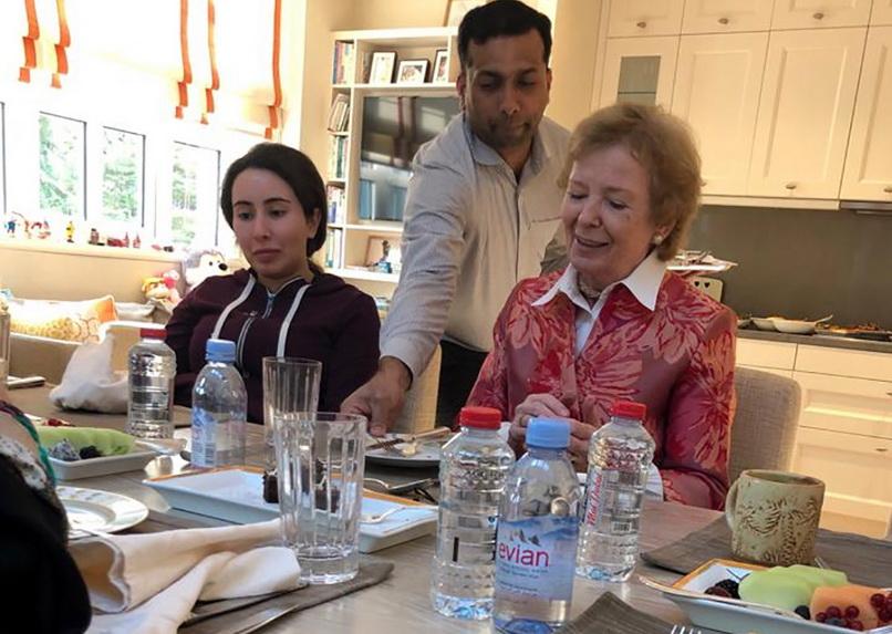 จบดราม่า! UAE เผยภาพ 'เจ้าหญิง' ที่หนีออกจากวัง ยังอยู่ 'สุขสบายดี' กับครอบครัว