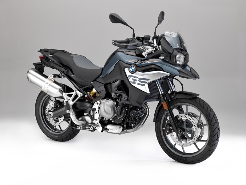 F 750 GS Exclusive style