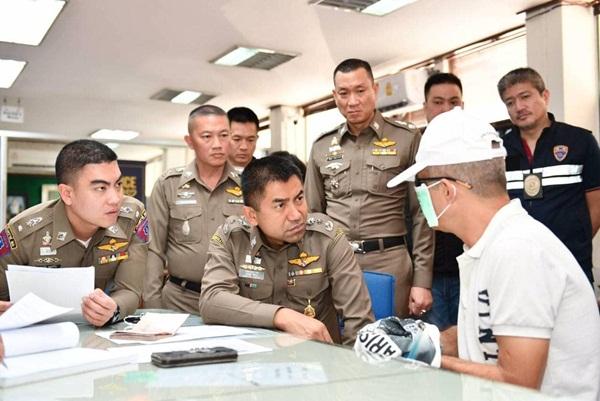 รวบหนุ่มตุรกี หนีคดียาเสพติดมาซุกในประเทศไทย