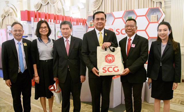 เอสซีจี เดินหน้าชูนวัตกรรม Green Meeting สู่ ASEAN SUMMIT 2019
